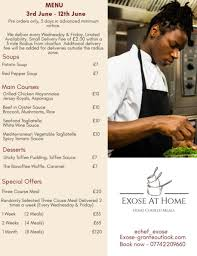 Exose At Home Home cooked Meals